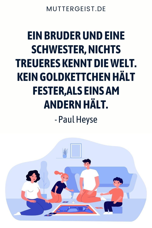 Familie-Sprüche - Inspiration aus Gedichten