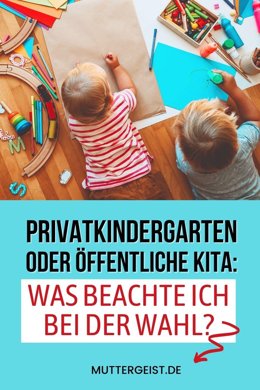 Privatkindergarten Oder Öffentliche Kita – Was Beachte Ich Bei Der Wahl_
