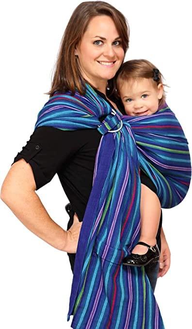 Maya Wrap ComfortFit Baby-Tragetuch