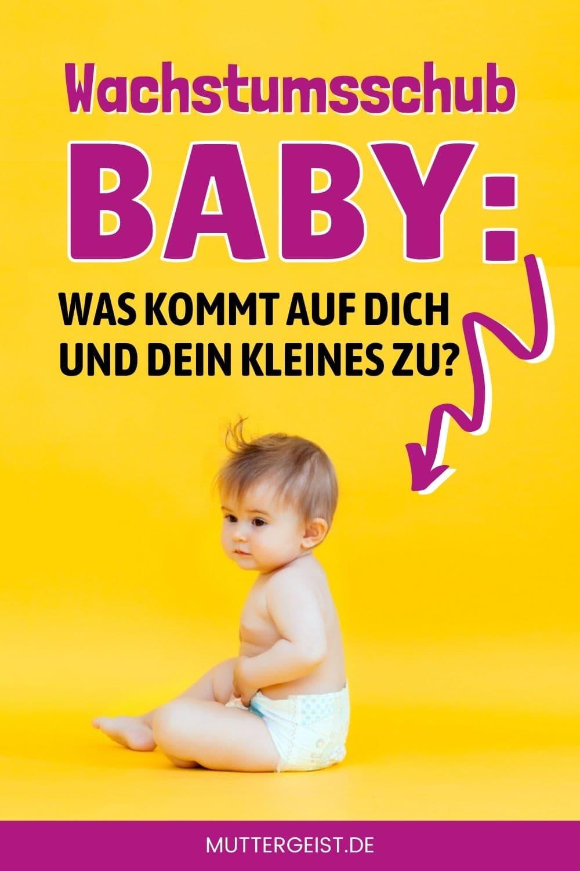 Wachstumsschub Baby – Was Kommt Auf Dich Und Dein Kleines Zu? Pinterest
