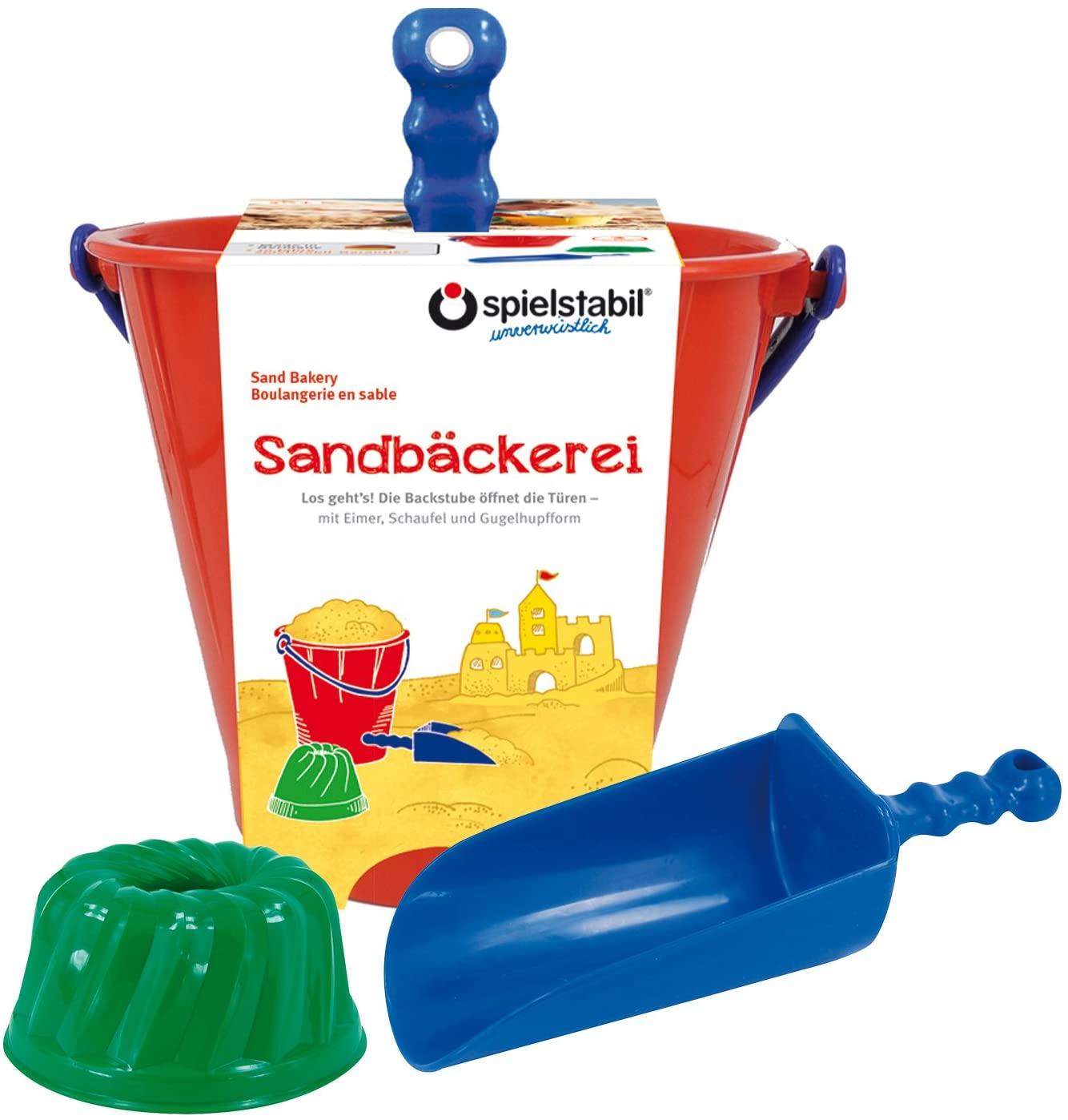 Spielstabil Sandbäckerei