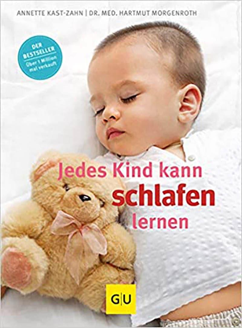 Das Buch: Jedes Kind kann schlafen lernen
