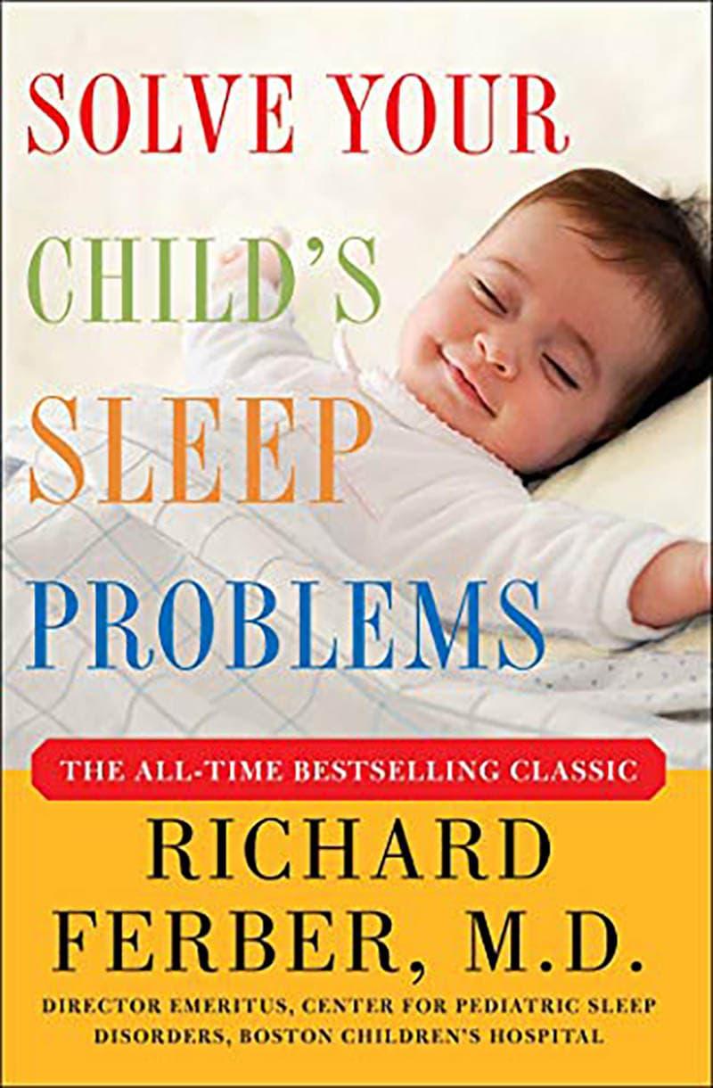 Das Buch: Solve Your Child's Sleep Problems