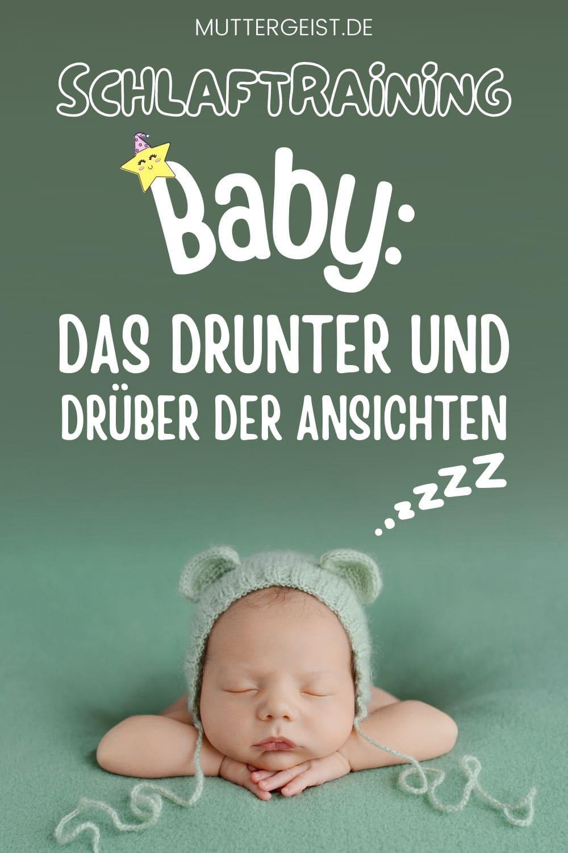 Schlaftraining Baby – Das Drunter Und Drüber Der Ansichten Pinterest