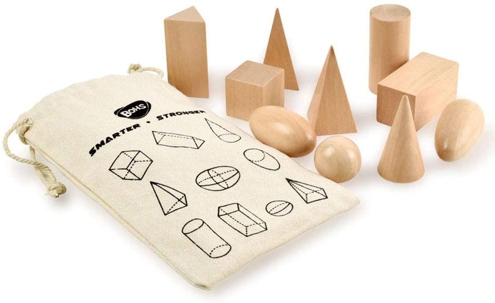 BOHS Geometrische Formen Spiel