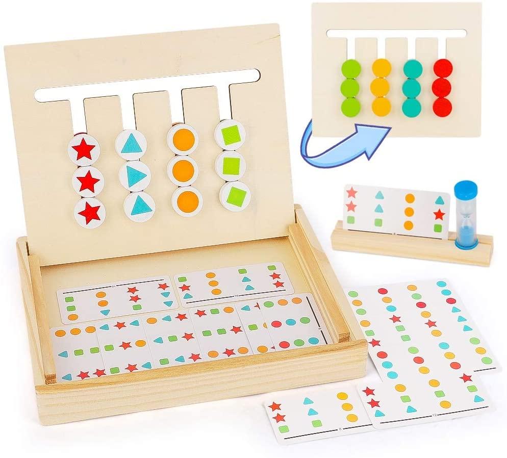 Sunarrive Montessori Spielzeug