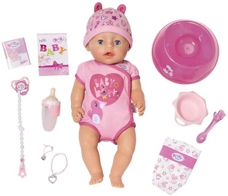BABY born Interactive Spielpuppe