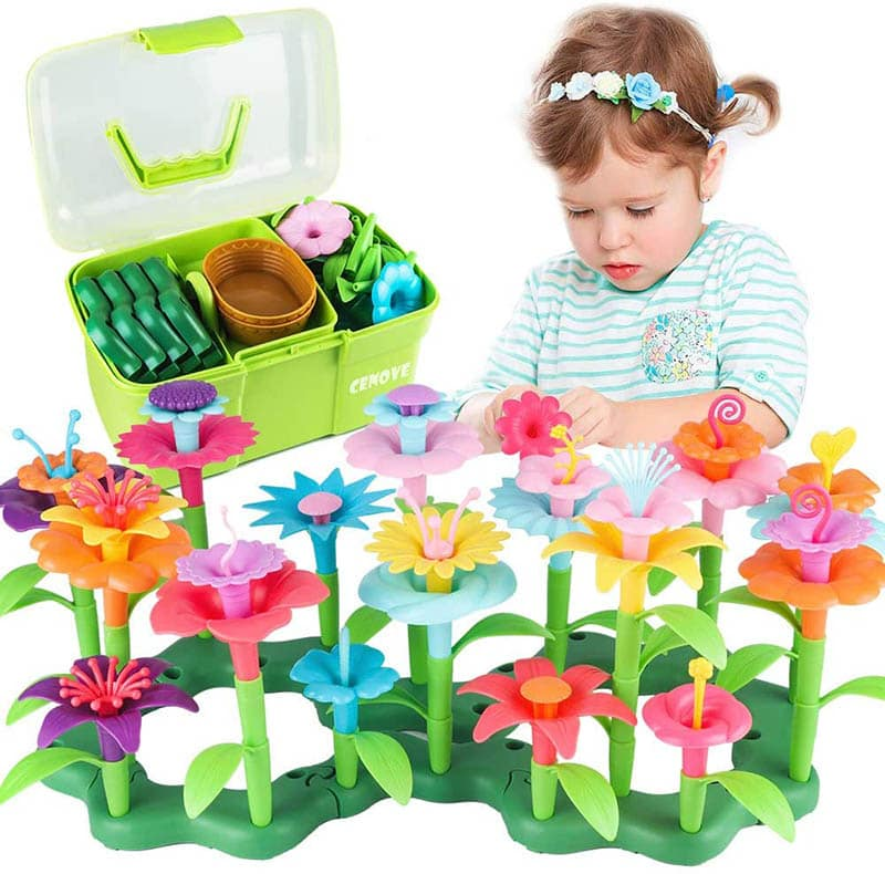 CENOVE Blumengarten Spielzeug