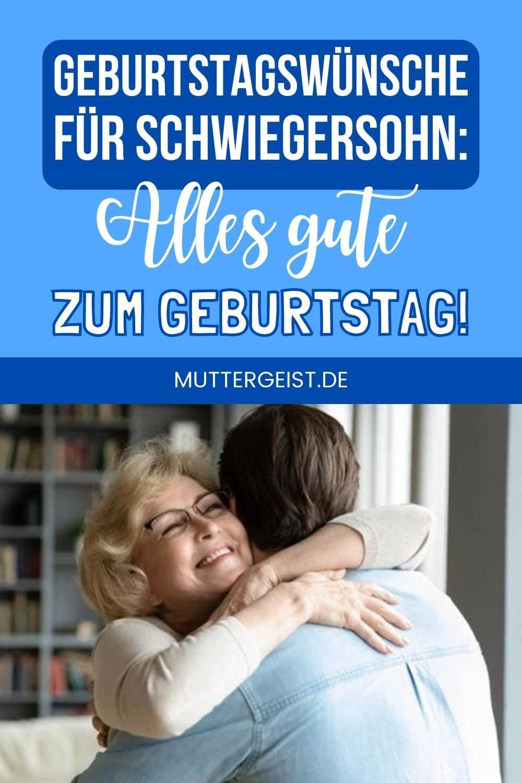 Geburtstagswünsche Für Schwiegersohn – Alles Gute Zum Geburtstag! Pinterest