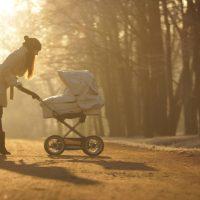 Offroad-Kinderwagen