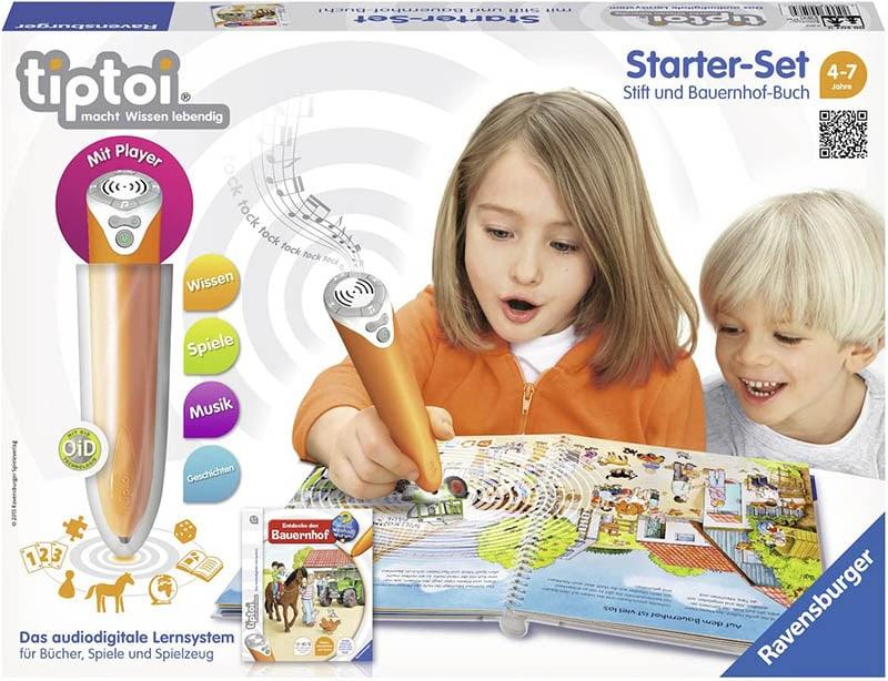 Ravensburger Lernspiel tiptoi StarterSet