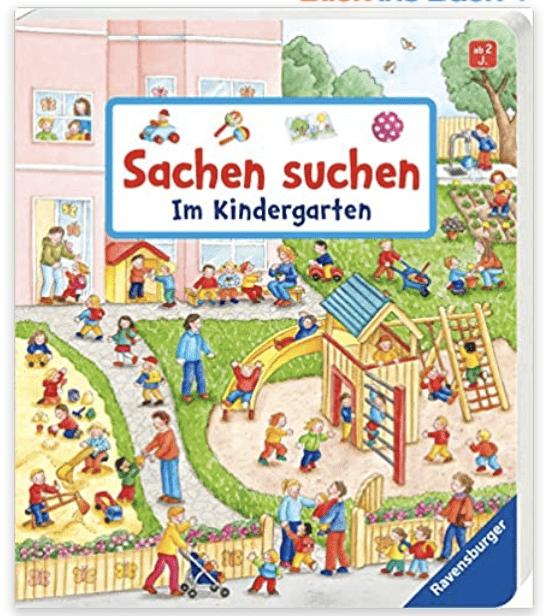 Pappbilderbuch von Ravensburger