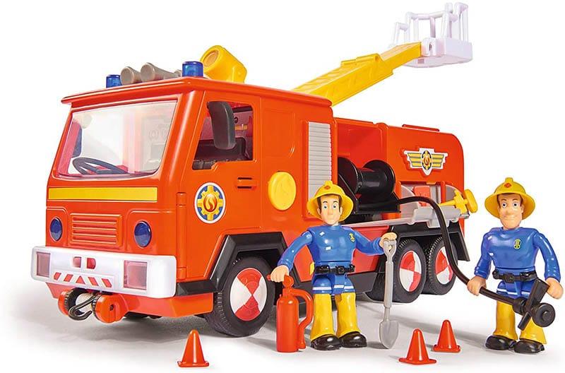 Simba Feuerwehrmann Sam Jupiter Feuerwehrauto