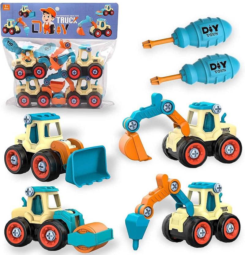 aovowog Bagger Spielzeug