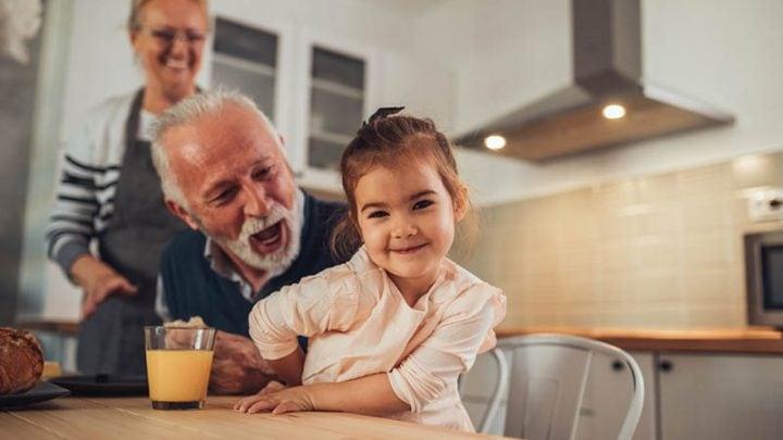 Enkelkinder-Sprüche – Weil Man Nicht Müde Wird, Sie Wachsen Zu Sehen
