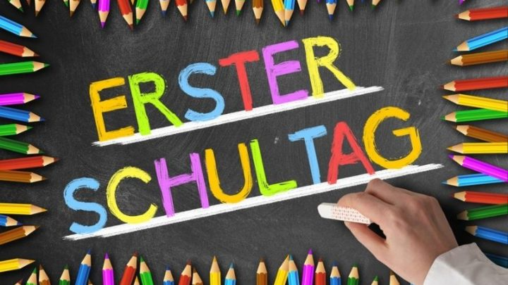Glückwünsche Zum Schulanfang – Der Fröhliche Ernst Des Lebens Kann Beginnen