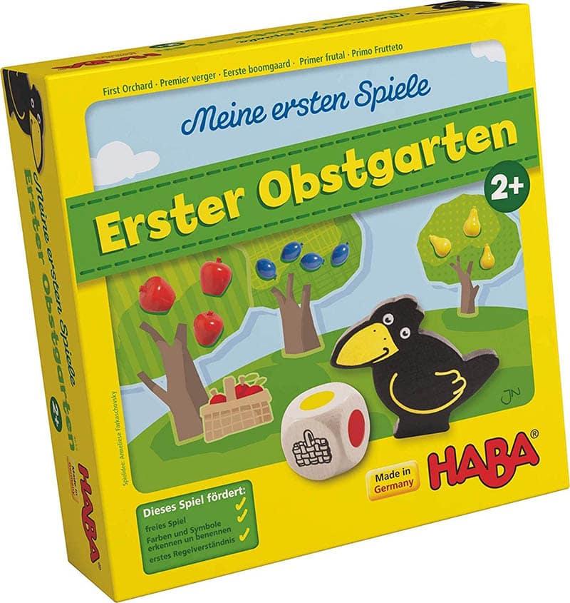 Haba - Meine ersten Spiele Erster Obstgarten
