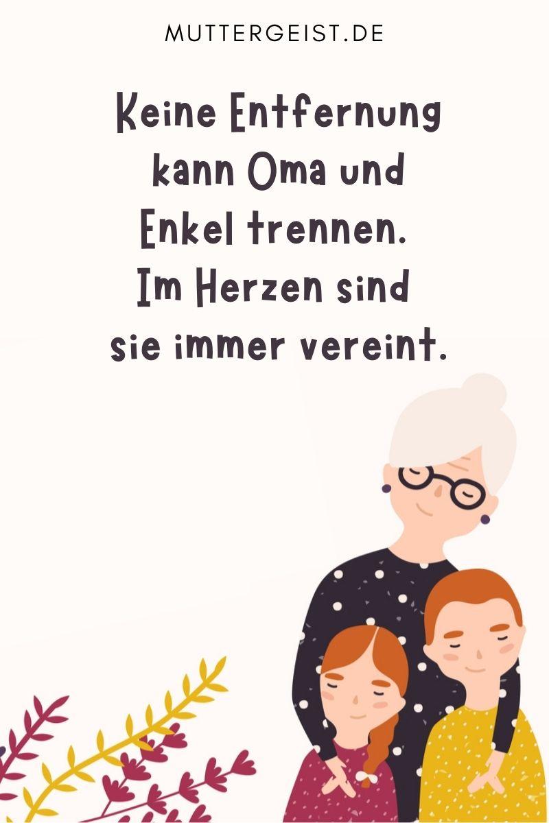 Oma Sprüche - kurz