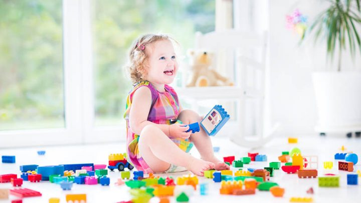 Spielzeug Für 2-Jährige – Nun Sind Kinder Mobil Und Geschickt!