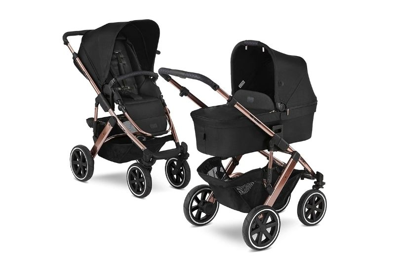 ABC Design 2in1 Kinderwagen Salsa 4 Air