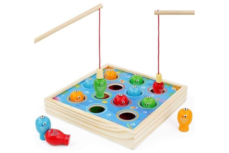 Angelspiel - Holzspielzeug