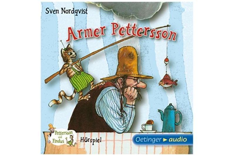 Armer Pettersson Pettersson und Findus von Sven Nordqvist
