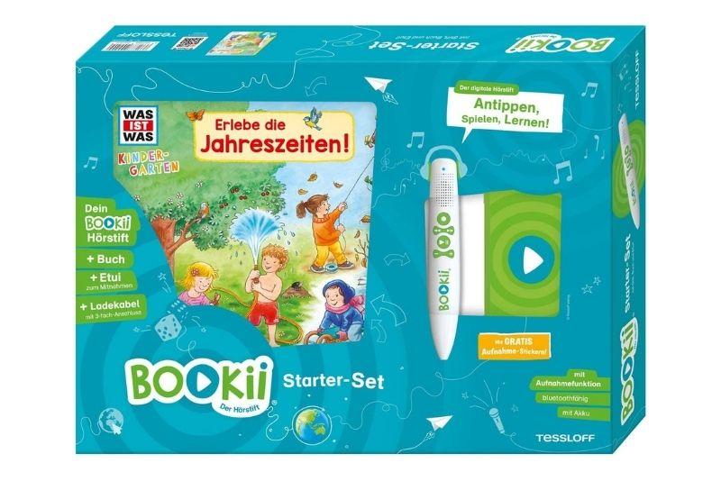 BOOKii Starter-Set Was ist was Kindergarten Erlebe die Jahreszeiten