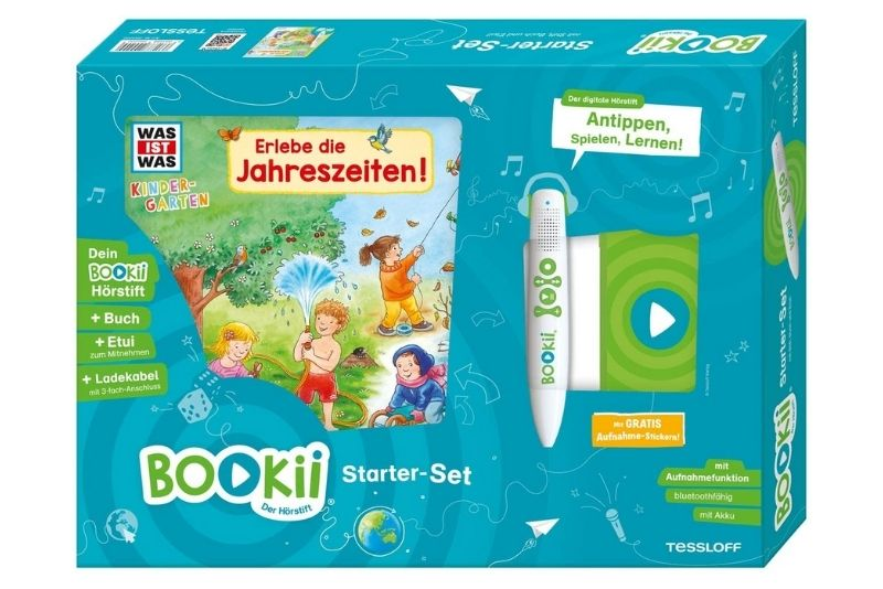 BOOKii Starter-Set