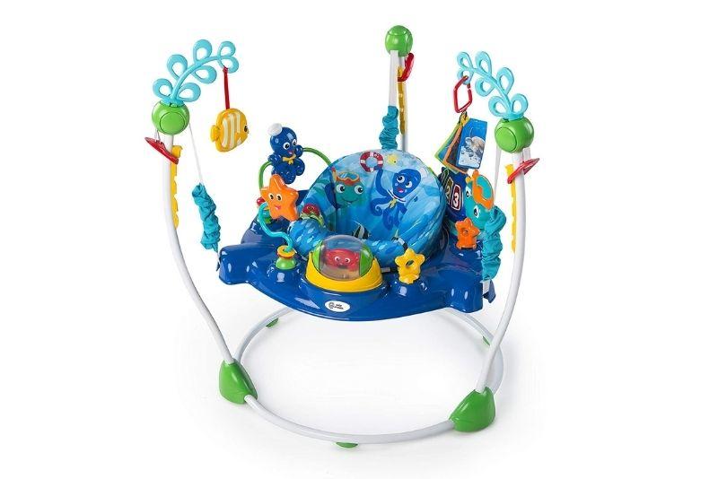 Baby Einstein Jump und Play Centre