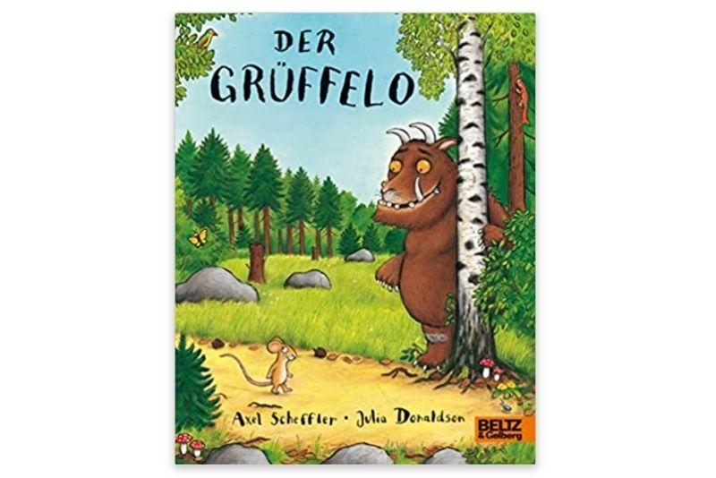 Der Grüffelo von Axel Scheffler (Illustrator) und Julia Donaldson (Autorin)