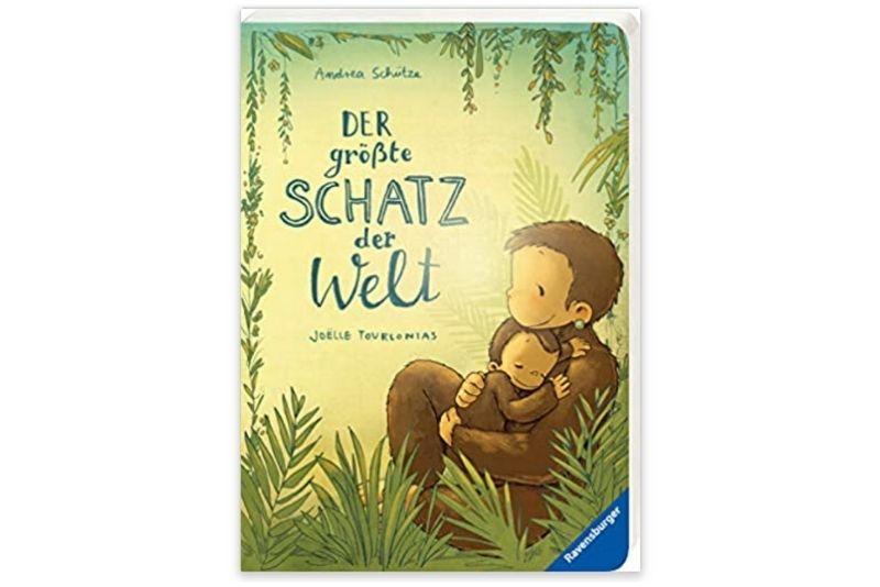 Der größte Schatz der Welt von Andrea Schütze (Autorin), Joëlle Tourlonias (Illustrator)
