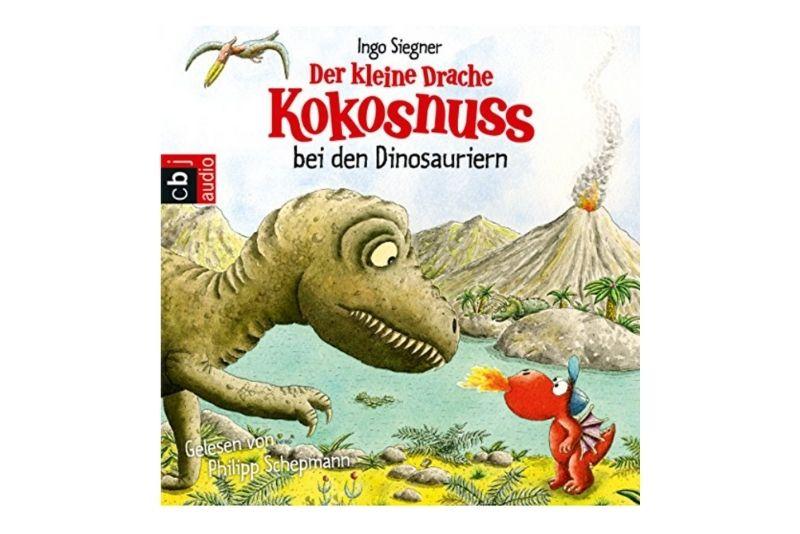 Der kleine Drache Kokosnuss bei den Dinosauriern (1)