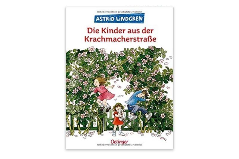 Die Kinder aus der Krachmacherstraße von Astrid Lindgren