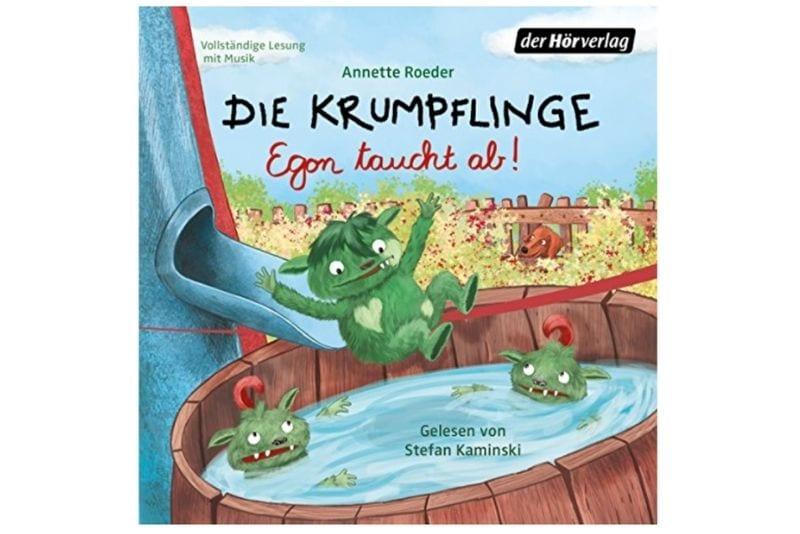 Egon taucht ab Die Krumpflinge 4 von Annette Roeder