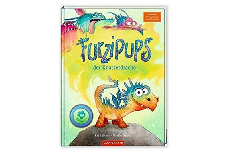 Furzipups, der Knatterdrache von Kai Lüftner (Autor) und Wiebke Rauers (Illustratorin)