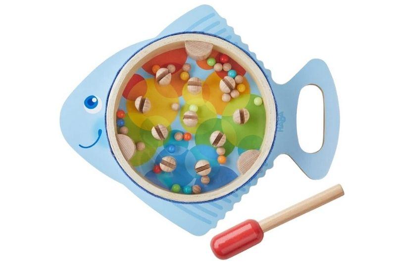 HABA - Trommelfisch - Klangspielzeug