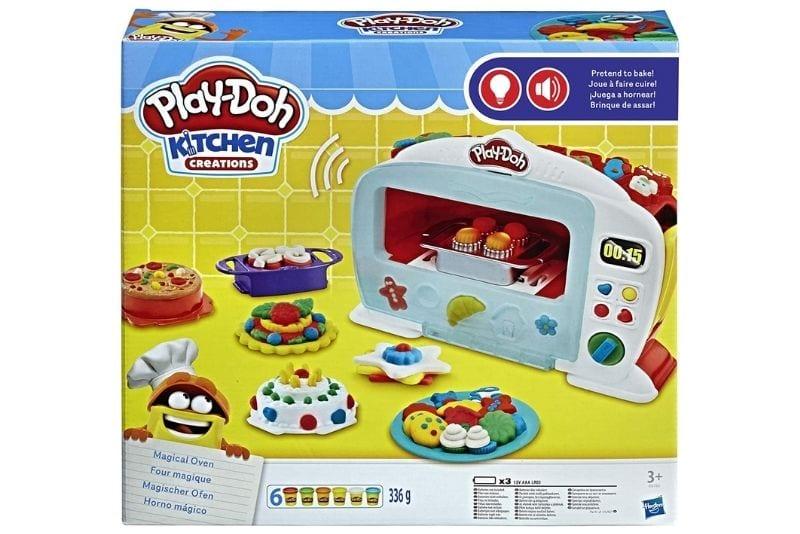 Hasbro Play-Doh B9740EU4 Magischer Ofen