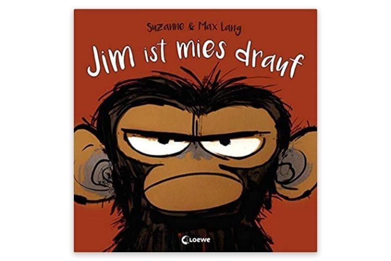 Jim ist mies drauf von Suzanne Lang