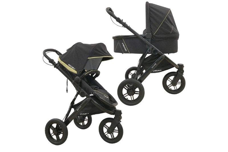 Knorr-Baby Jogger-Kombikinderwagen