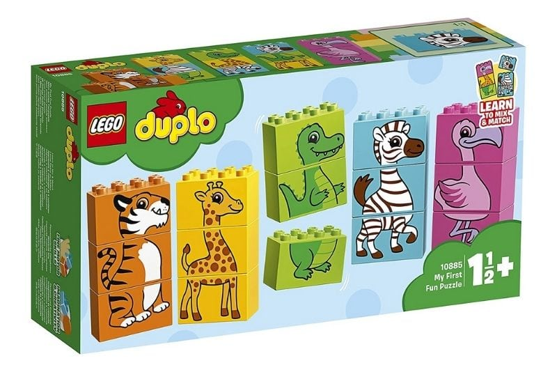 LEGO Duplo Mein erstes Tierpuzzle