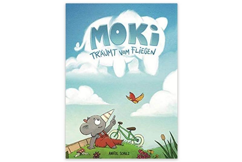 Moki träumt vom Fliegen von Anatol Schulz