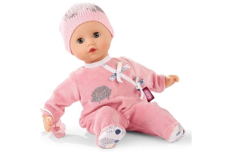 Muffin Igel Puppe