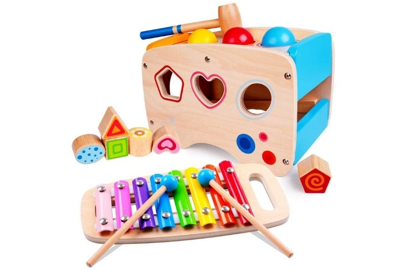 Musikspielzeug für Kleinkinder