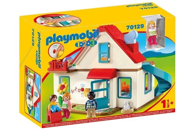 Playmobil 1.2.3 70129 Einfamilienhaus