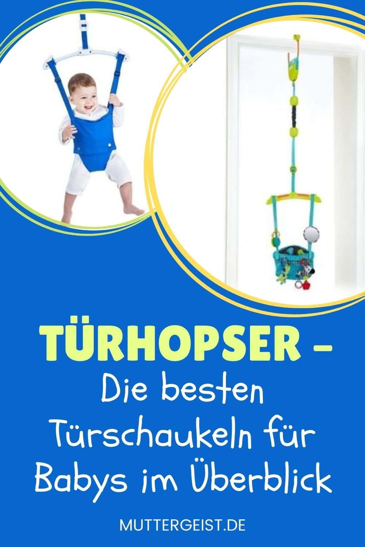 Türhopser – Die Besten Türschaukeln Für Babys Im Überblick Pinterest