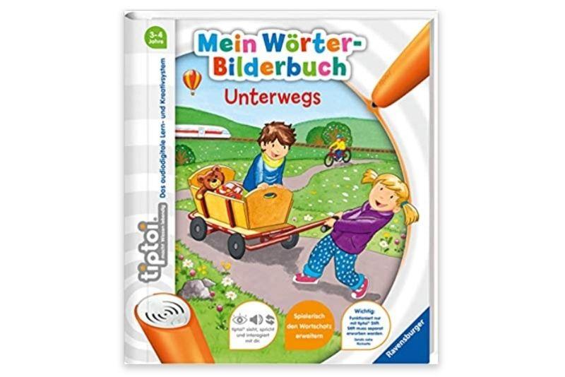 tiptoi Mein Wörter-Bilderbuch Unterwegs (1)