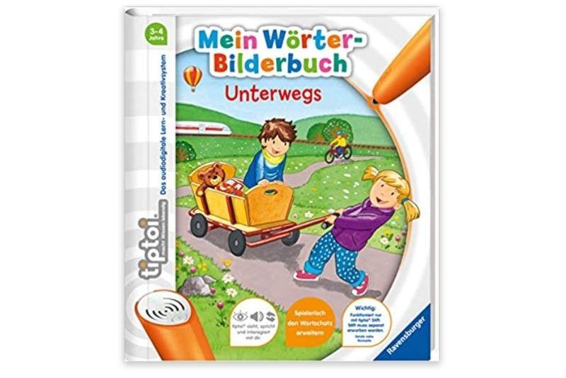 tiptoi - Mein Wörter-Bilderbuch Unterwegs