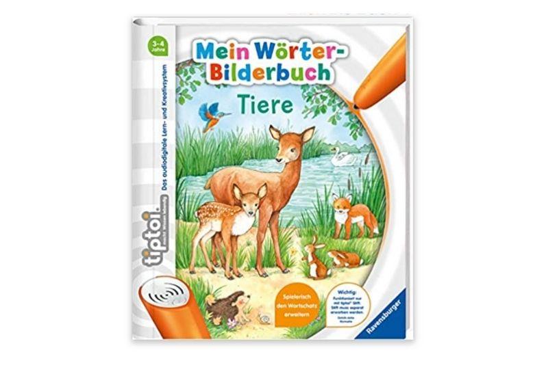 tiptoi Mein Wörter-Bilderbuch
