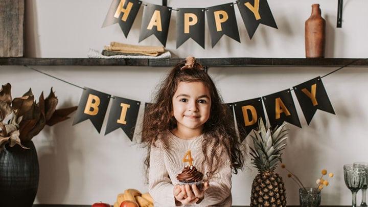 Glückwünsche Zum 4. Geburtstag – Süße Geburtstagswünsche Für Vierjährige