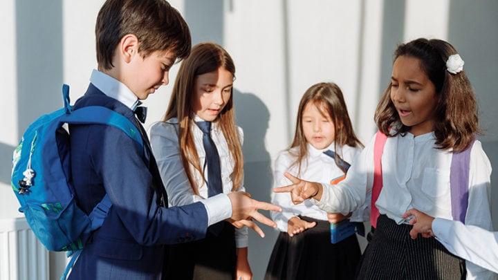 Kennenlernspiele Für Die Grundschule – 19 Lustige Spiele Für Kinder